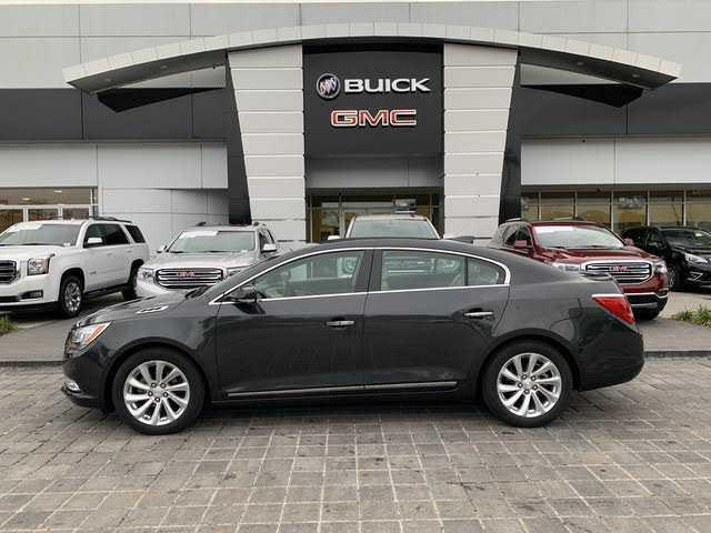 Buick LaCrosse 2015 $19990.00 incacar.com
