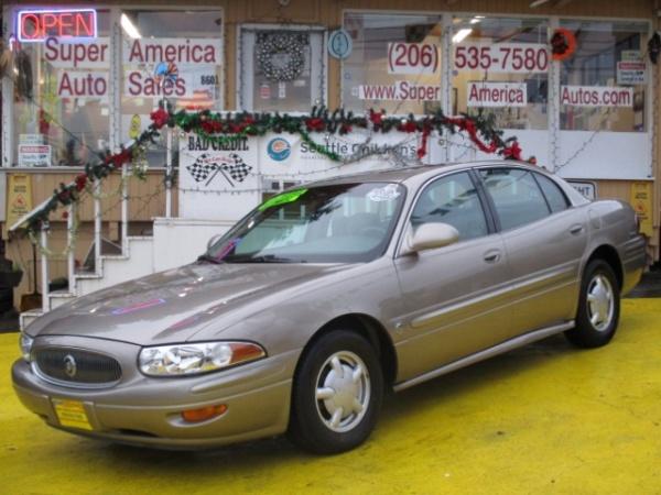 Buick Le Sabre 2000 $5499.00 incacar.com