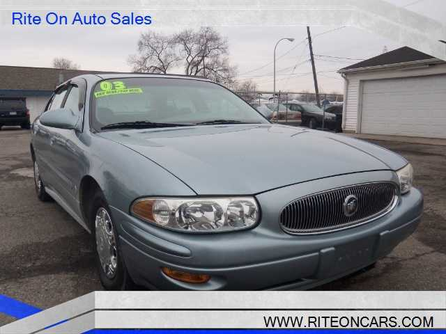 Buick Le Sabre 2003 $3988.00 incacar.com