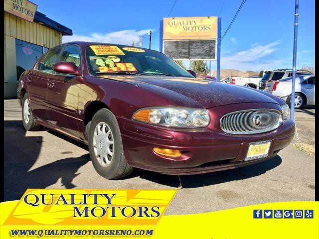 Buick Le Sabre 2004 $4995.00 incacar.com