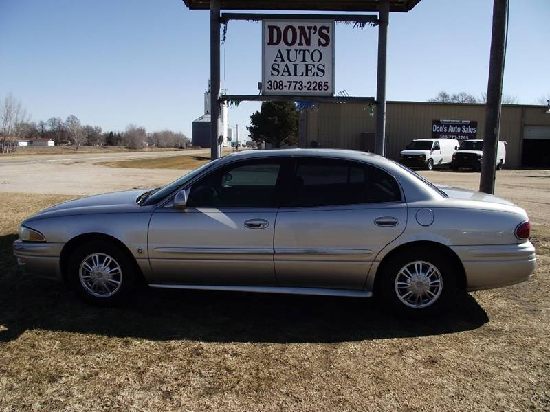 Buick Le Sabre 2005 $3400.00 incacar.com