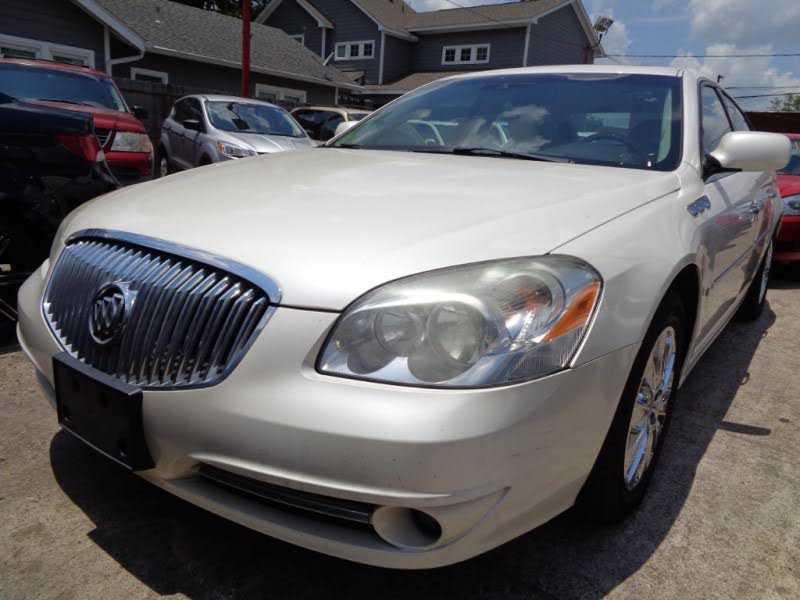 Buick Lucerne 2010 $10995.00 incacar.com