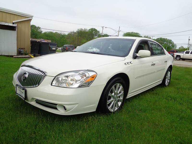 Buick Lucerne 2011 $8995.00 incacar.com