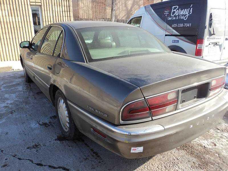 Buick Park Avenue 1999 $1350.00 incacar.com