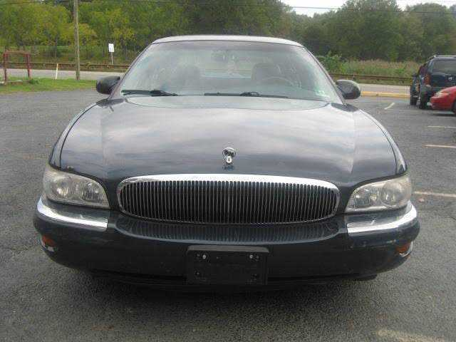 used Buick Park Avenue 2000 vin: 1G4CW54K9Y4279663
