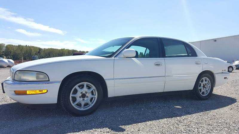 used Buick Park Avenue 2000 vin: 1G4CW52K5Y4192197