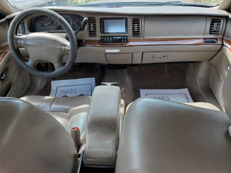 used Buick Park Avenue 2002 vin: 1G4CW54K924238361