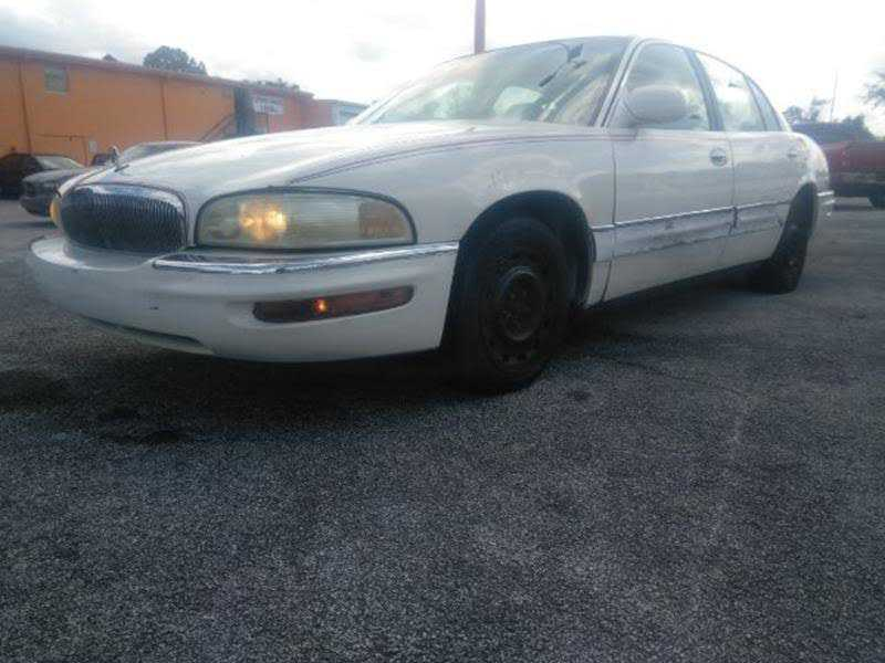 used Buick Park Avenue 2002 vin: 1G4CW54K324212418