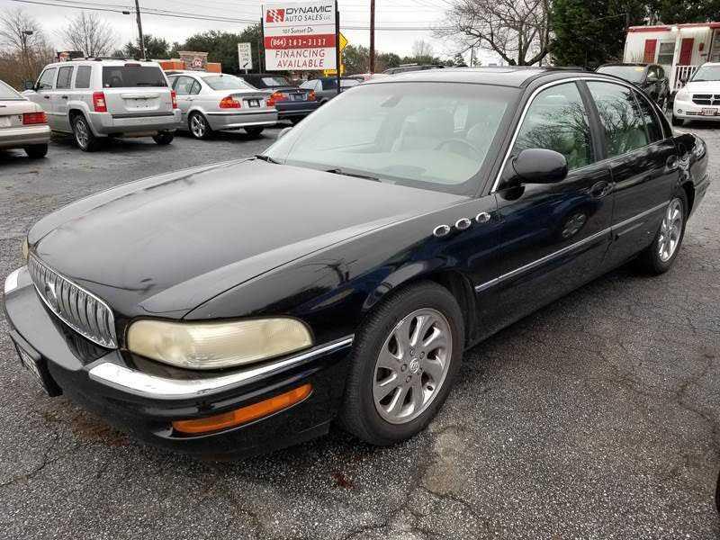 Buick Park Avenue 2005 $1900.00 incacar.com