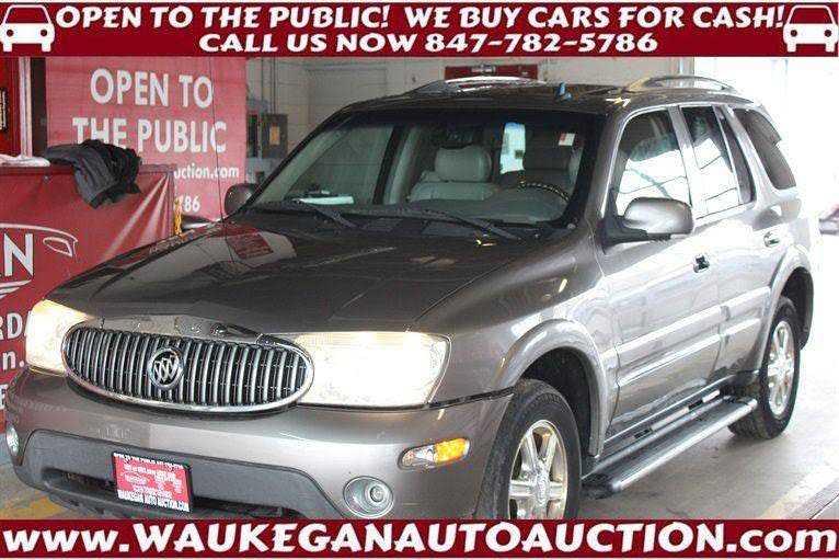 Buick Rainier 2006 $1800.00 incacar.com
