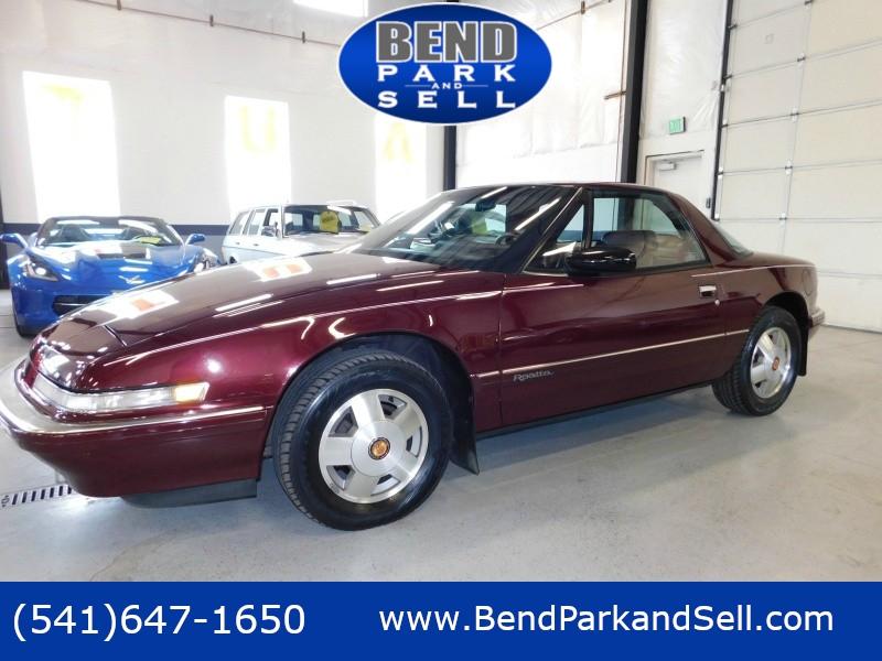 Buick Reatta 1989 $5995.00 incacar.com