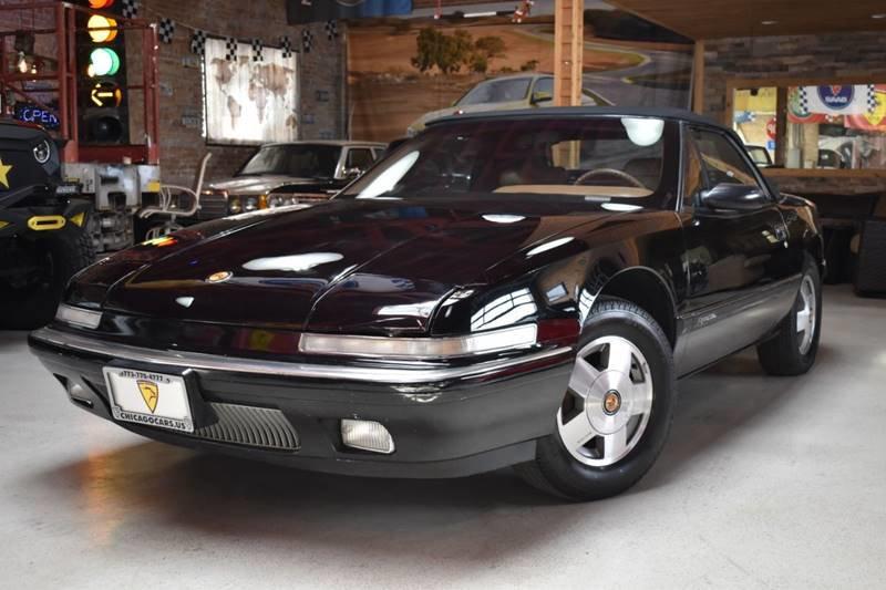 Buick Reatta 1990 $7895.00 incacar.com