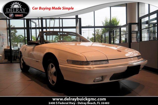 Buick Reatta 1990 $29888.00 incacar.com