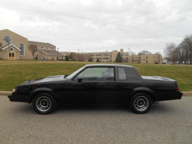 used Buick Regal 1987 vin: 1G4GJ117XHP462464