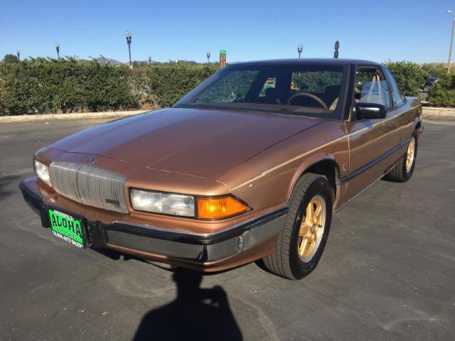 Buick Regal 1988 $3995.00 incacar.com