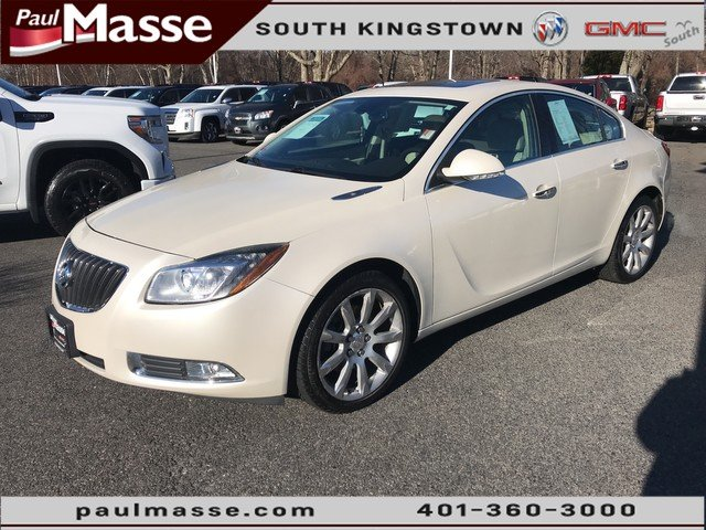 Buick Regal 2013 $13988.00 incacar.com