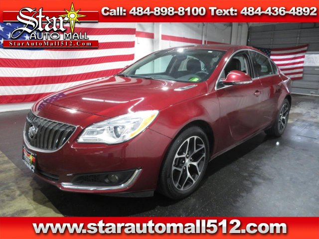 Buick Regal 2017 $15995.00 incacar.com