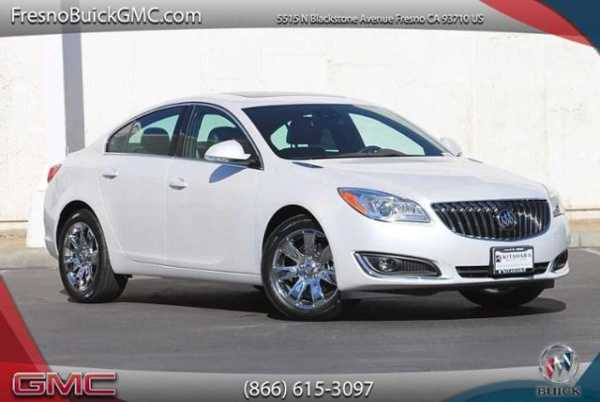 Buick Regal 2017 $37770.00 incacar.com