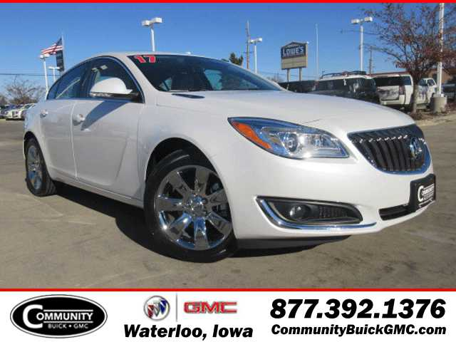 Buick Regal 2017 $30891.00 incacar.com