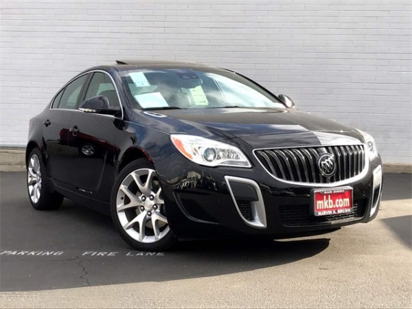 Buick Regal 2017 $23790.00 incacar.com
