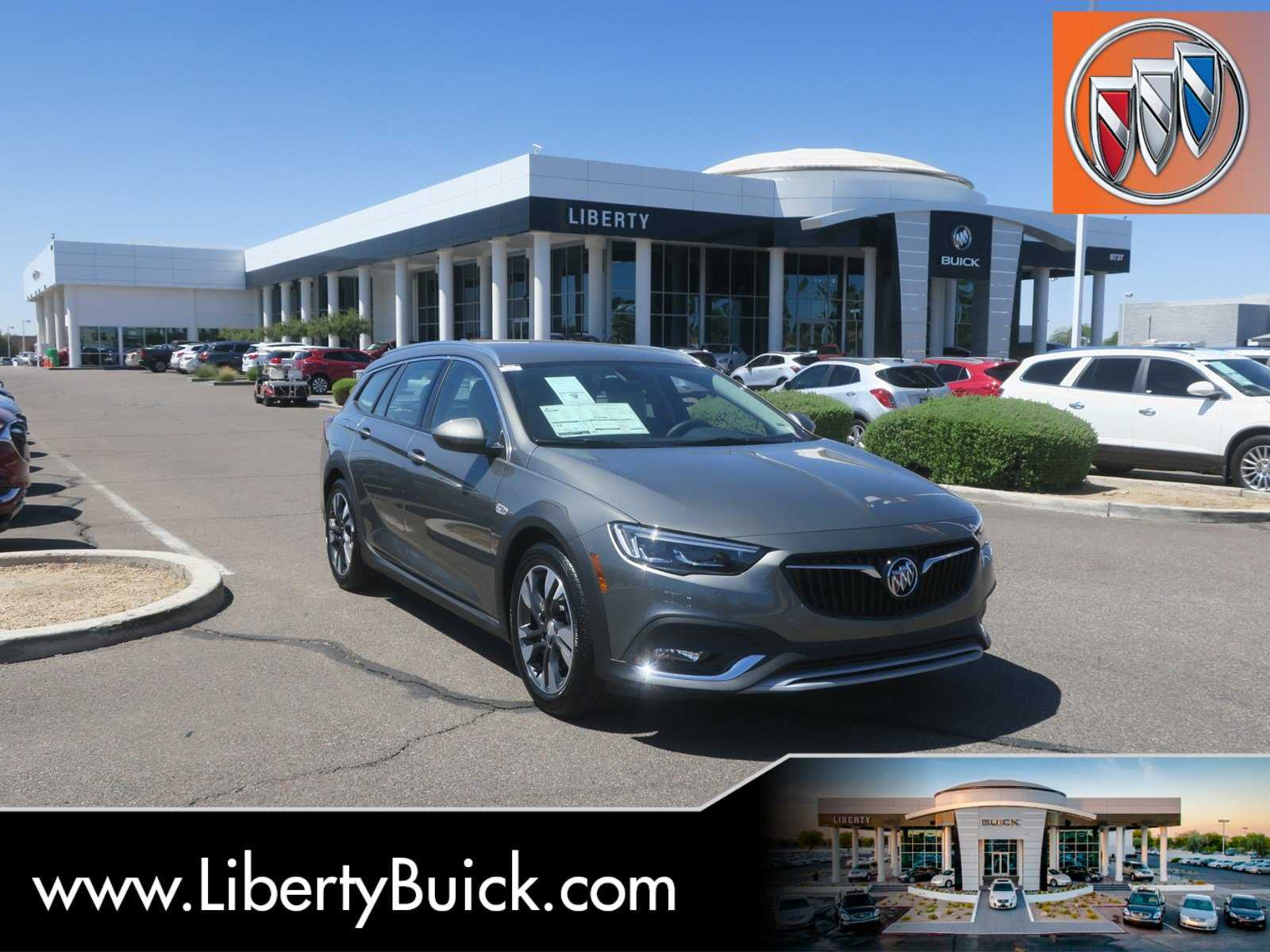 Buick Regal 2018 $26197.00 incacar.com