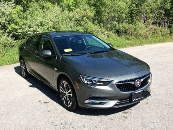 Buick Regal 2018 $30820.00 incacar.com