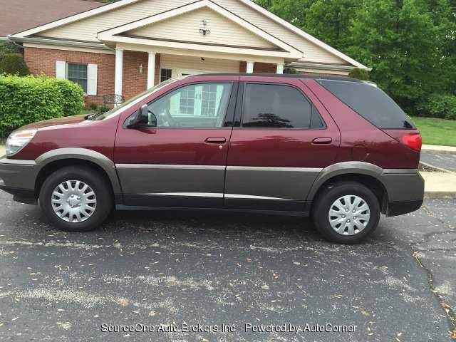 Buick Rendezvous 2004 $3500.00 incacar.com