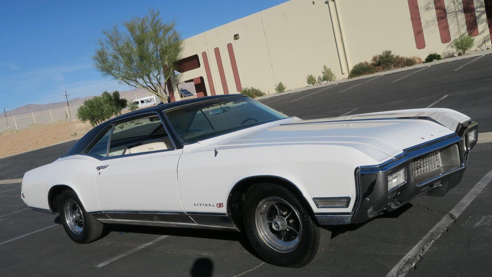 Buick Riviera 1968 $12995.00 incacar.com