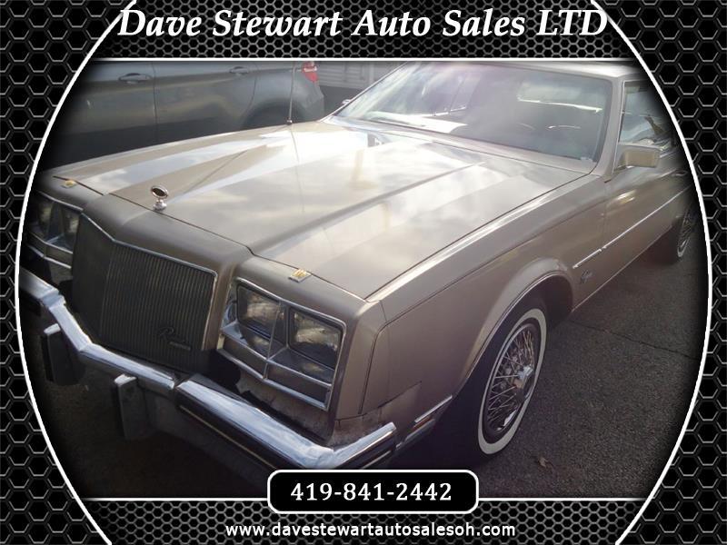 Buick Riviera 1985 $6490.00 incacar.com