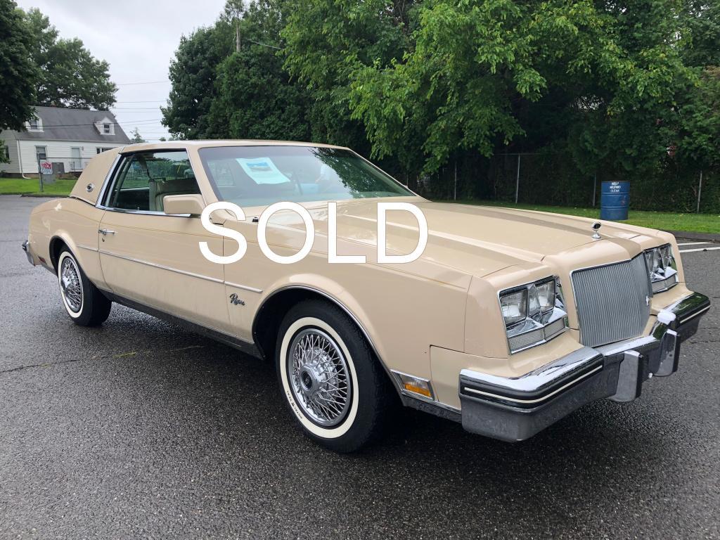 Buick Riviera 1985 $22000.00 incacar.com