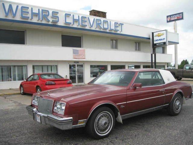 Buick Riviera 1985 $3900.00 incacar.com