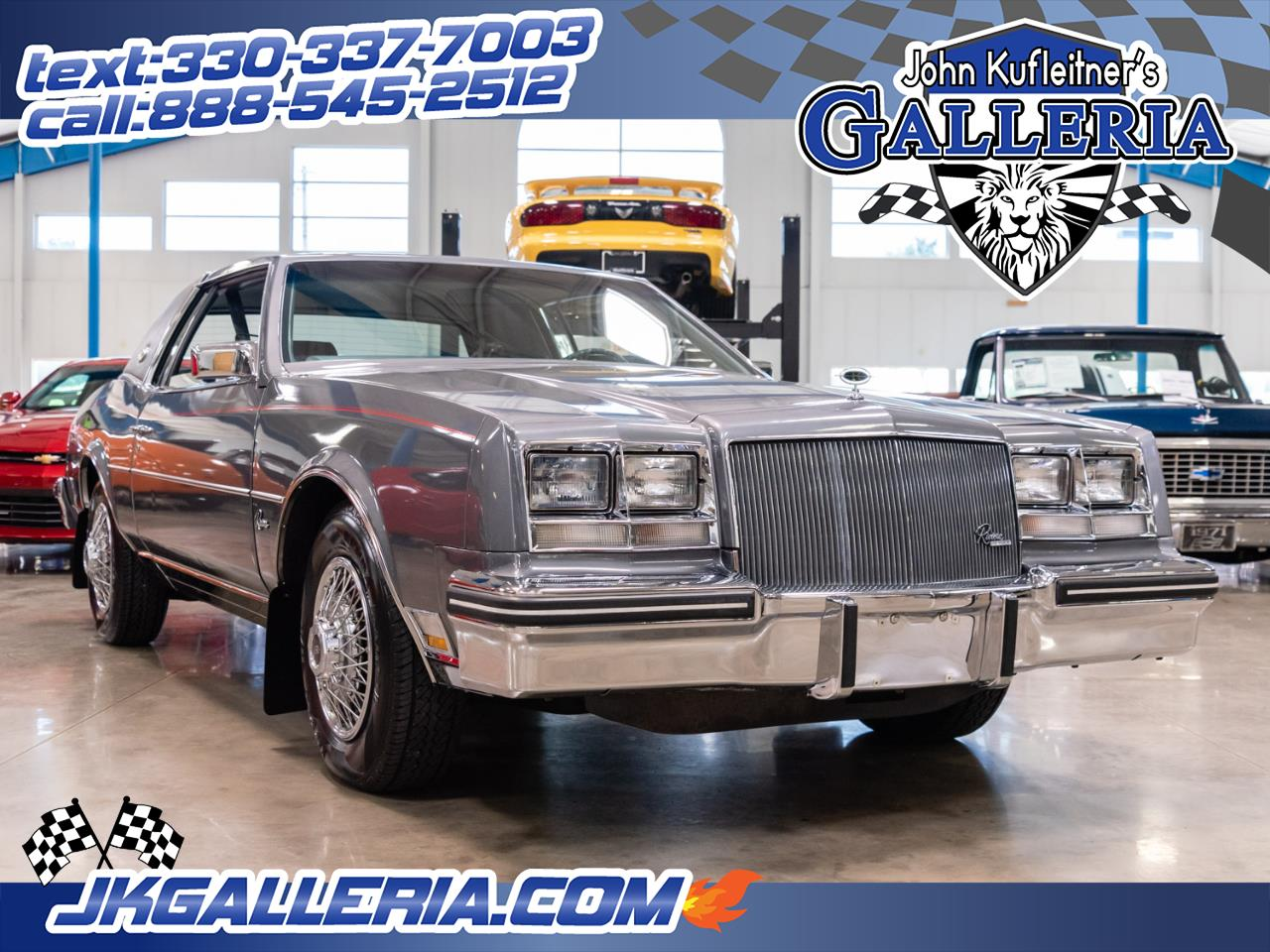 Buick Riviera 1985 $13800.00 incacar.com