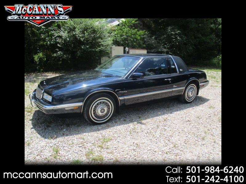 Buick Riviera 1990 $7995.00 incacar.com