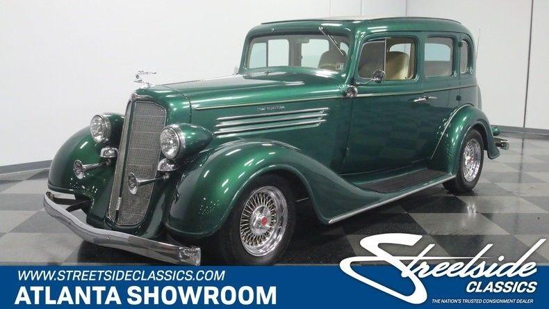 Buick Sedan 1934 $36995.00 incacar.com