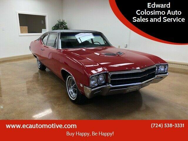 Buick Skylark 1969 $12600.00 incacar.com