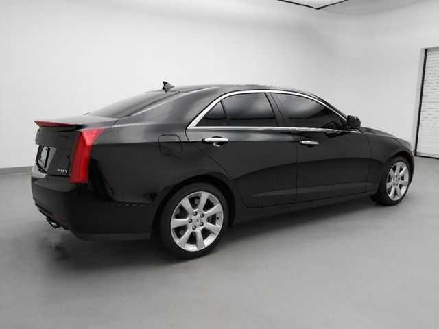 Cadillac ATS 2013 $14595.00 incacar.com