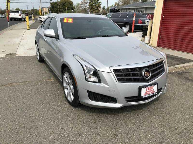 Cadillac ATS 2013 $12995.00 incacar.com