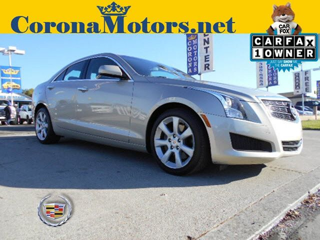 used Cadillac ATS 2013 vin: 1G6AA5RX3D0169016