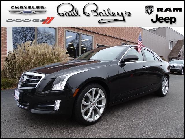 Cadillac ATS 2013 $21995.00 incacar.com