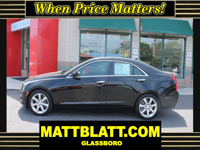 Cadillac ATS 2013 $19866.00 incacar.com