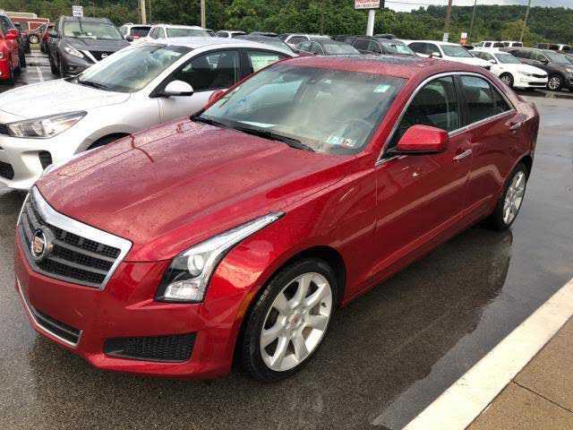 Cadillac ATS 2014 $16988.00 incacar.com