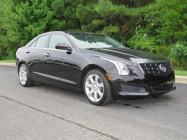 Cadillac ATS 2014 $15895.00 incacar.com