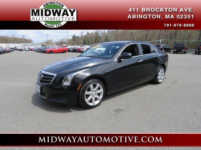 Cadillac ATS 2014 $14100.00 incacar.com