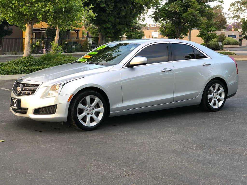 Cadillac ATS 2014 $13900.00 incacar.com