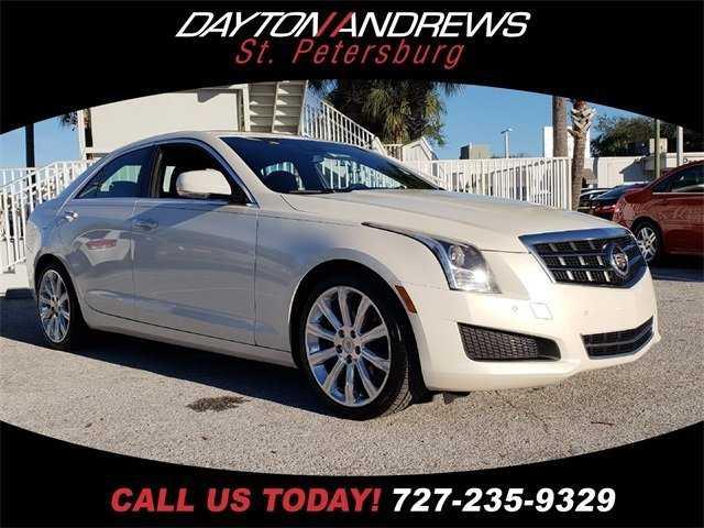Cadillac ATS 2014 $15630.00 incacar.com