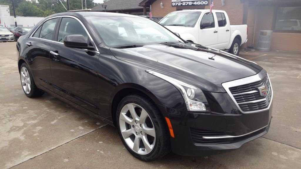 Cadillac ATS 2015 $15999.00 incacar.com