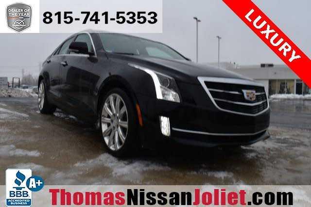 Cadillac ATS 2015 $25700.00 incacar.com