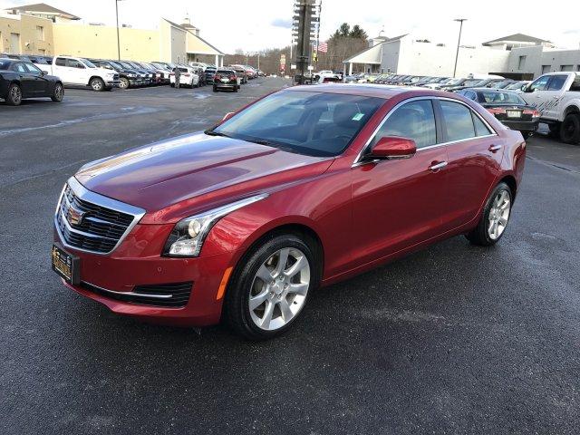 Cadillac ATS 2015 $23944.00 incacar.com