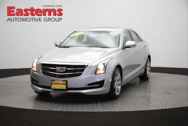 Cadillac ATS 2015 $21999.00 incacar.com