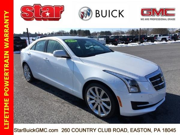 Cadillac ATS 2016 $28901.00 incacar.com